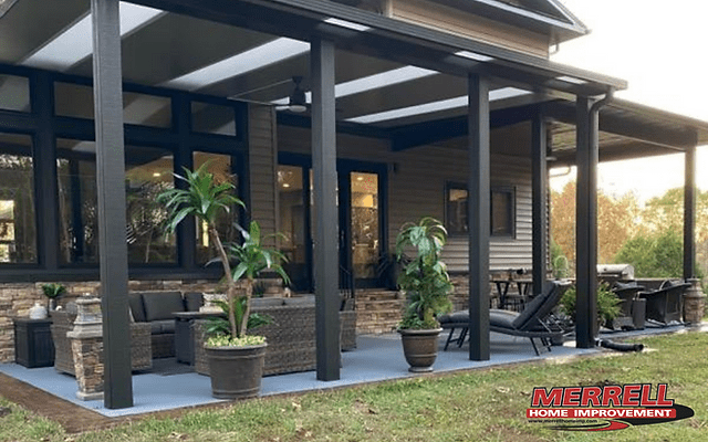 patio covers clarksville deck cover