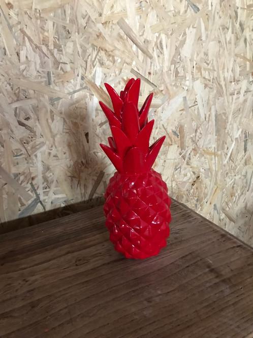 Deco Ananas Rouge