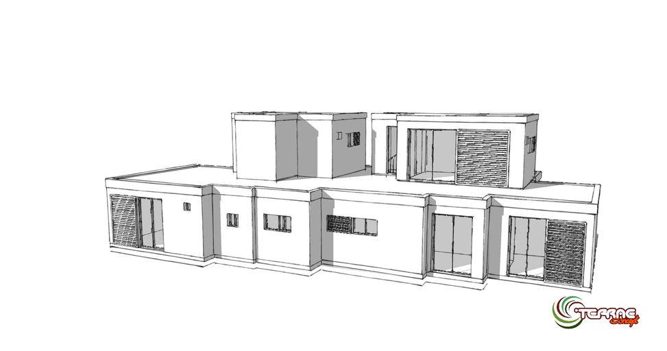 Comment Dessiner Maison 3d
