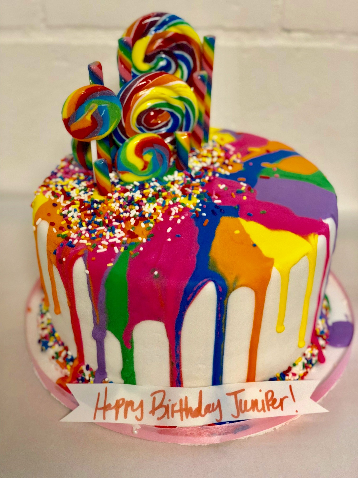 Images Of Birthday Cake Delivery Atlanta