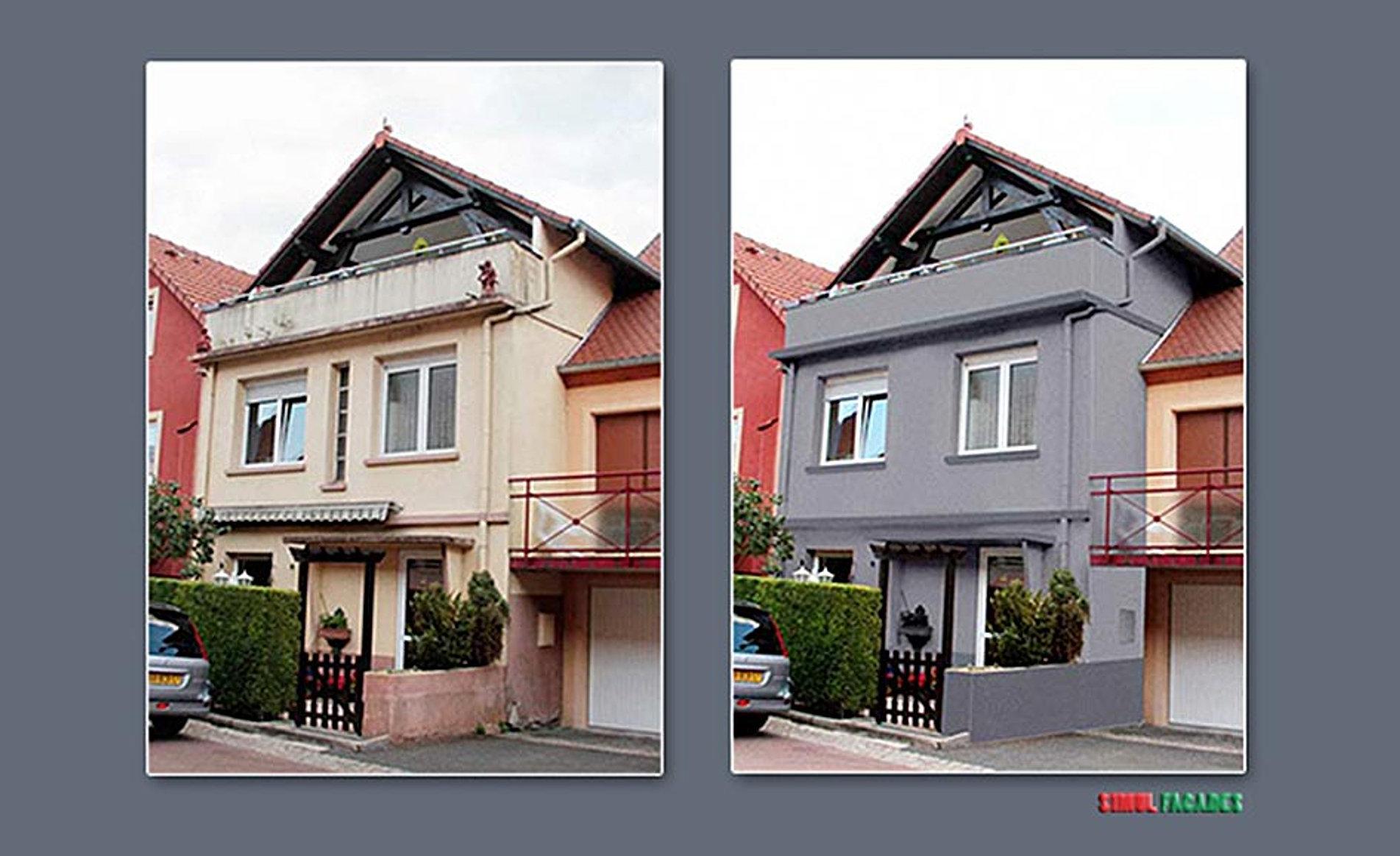 Choisir Couleur Facade Maison Facade Maison Couleur Best