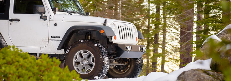 Anza Off Road Bumpers