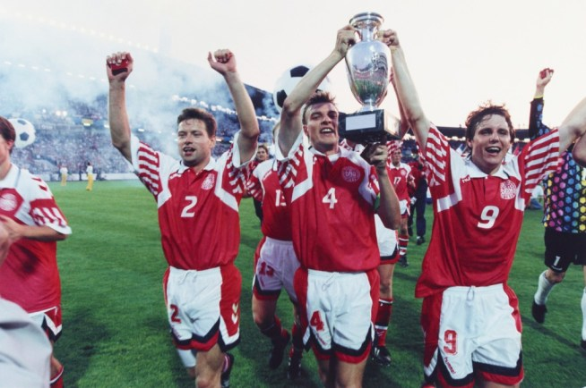Euro 1992 : Le miracle danois