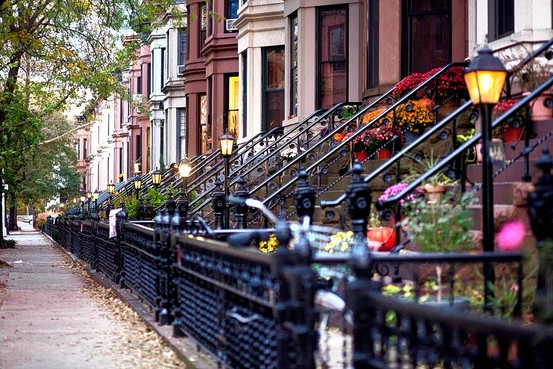 while growing up in park slope brooklyn back in the day - 553×369