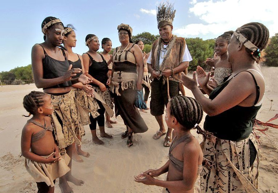 Image result for IMAGES OF KHOISAN TRIBE CEREMONY IN SOUTH AFRICA