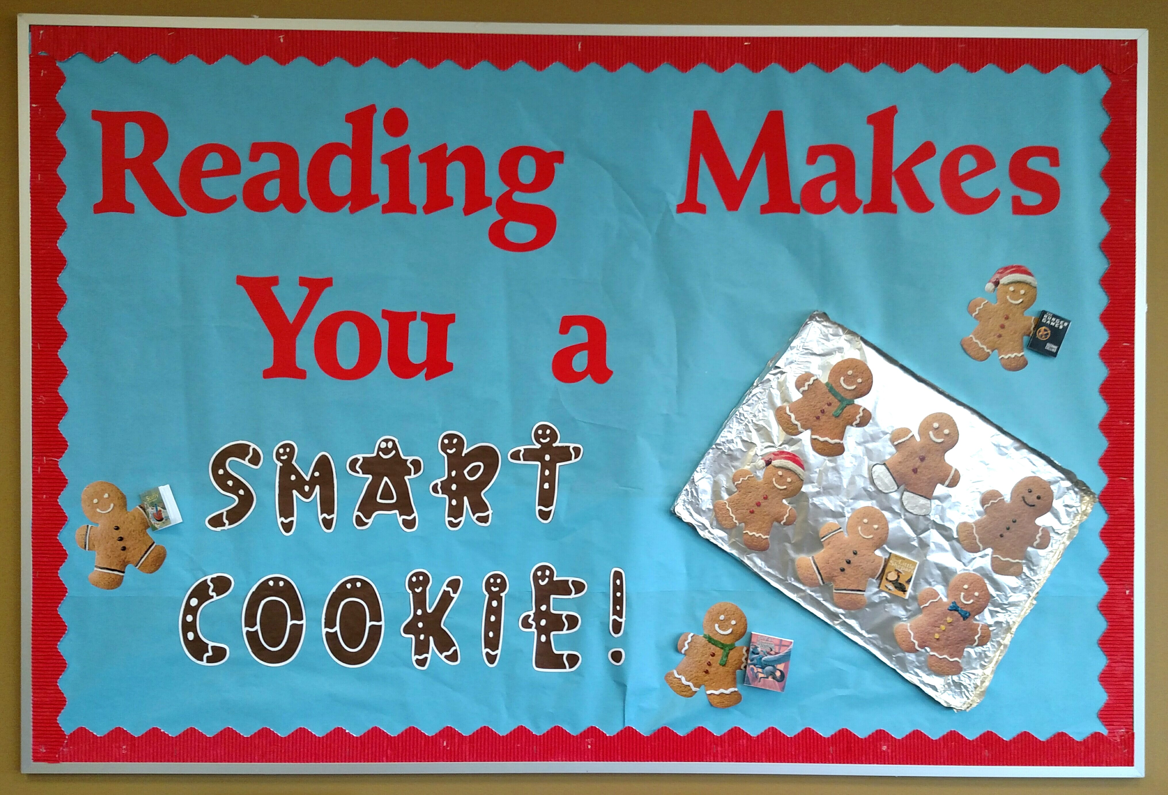 Cookie Bulletin Board