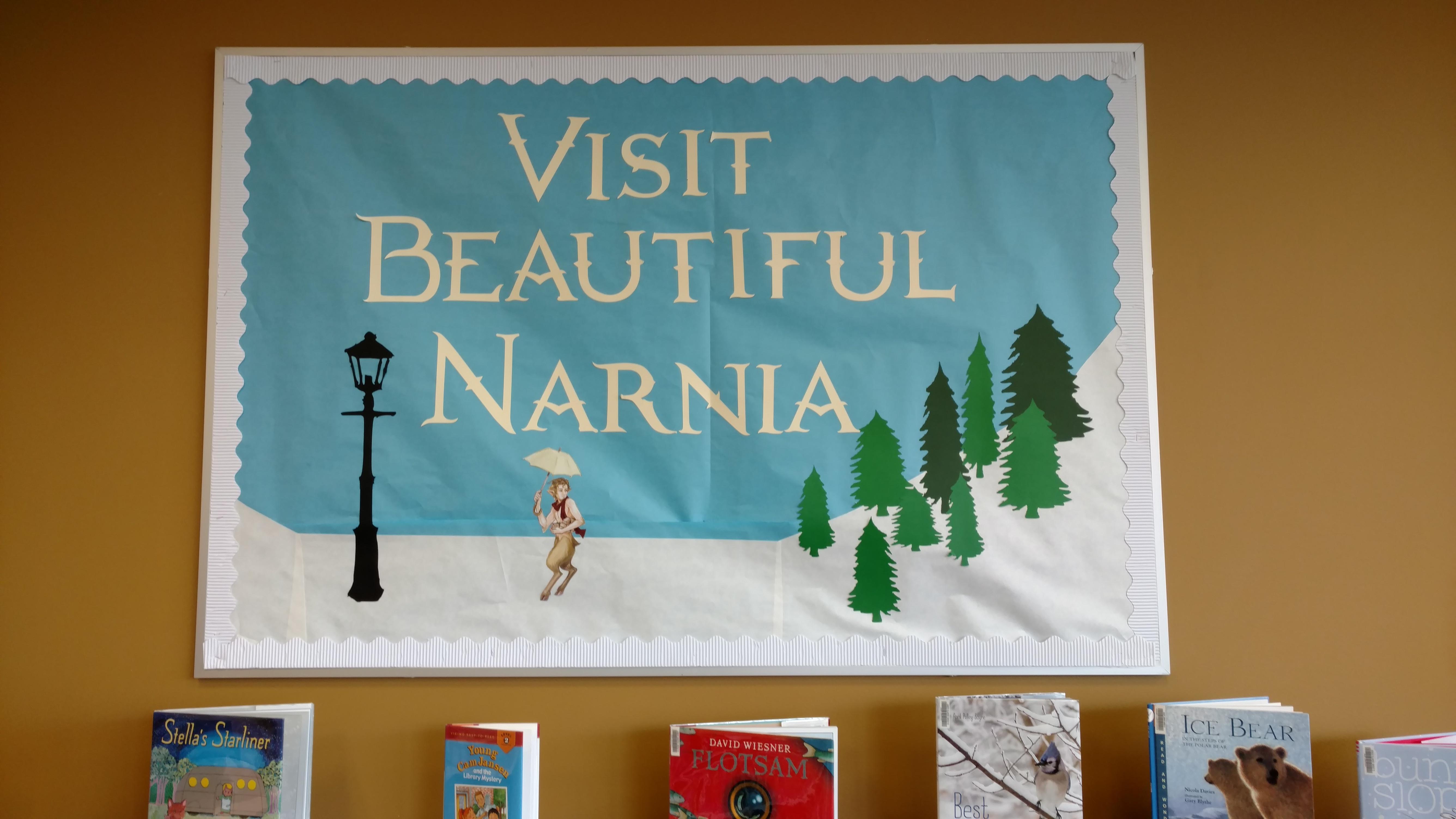 Narnia Bulletin Board