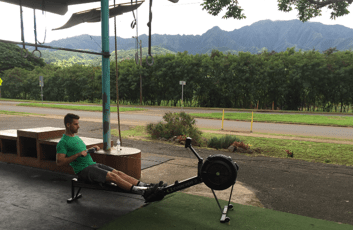 rowing for injury