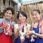 Make Flower Art In Thailand The Market Experience