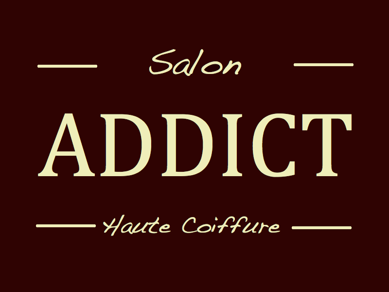 salon de coiffure addict haute coiffure