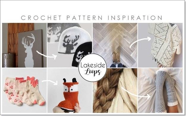 Modern Hexagon Crochet Blanket Pattern Inspiration