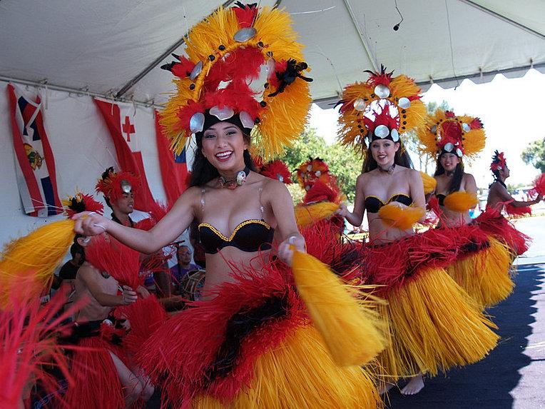 2015 PICA Aloha Festival
