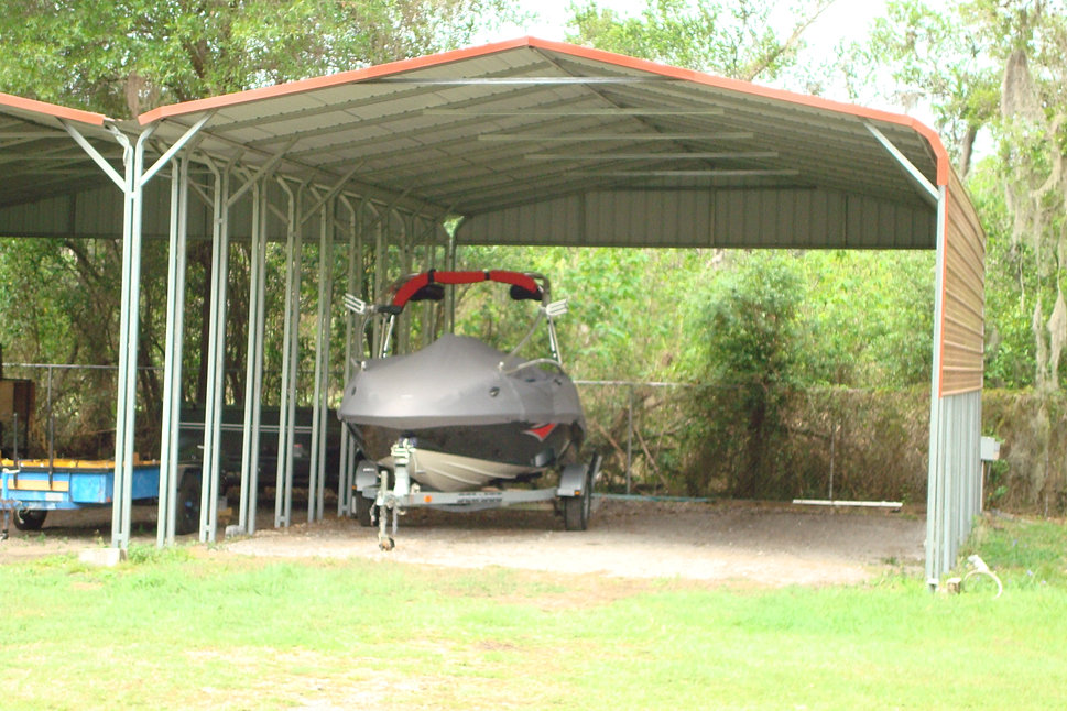 Atlas Buildings Carports Kissimmee Osceola County FL