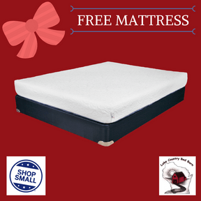 Free Mattress Receive One Of These Two Mattresses For