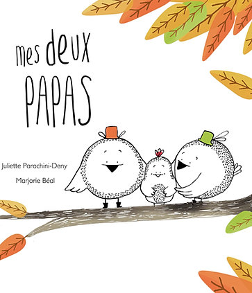 Image result for mes deux papas