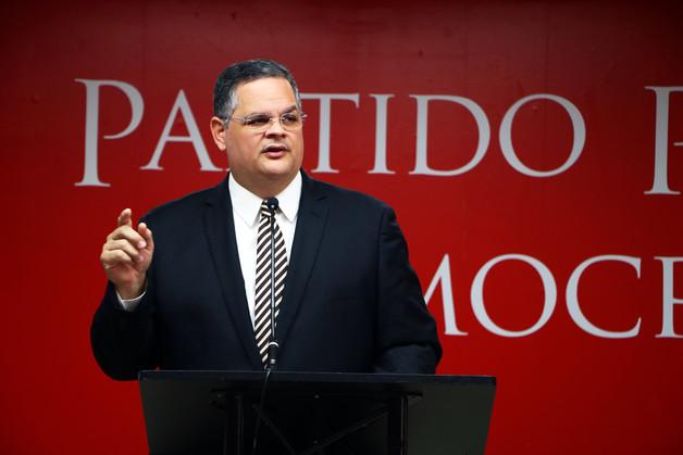 Expresiones del Senador y Presidente del Partido Popular Democrático Aníbal  José Torres sobre decisión del Tribunal Supremo en relación al cargo de  Gobernador