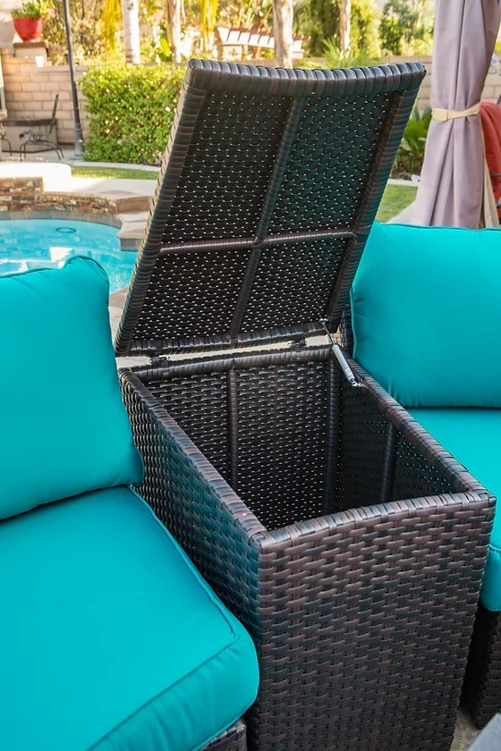name brand patio furniture for less