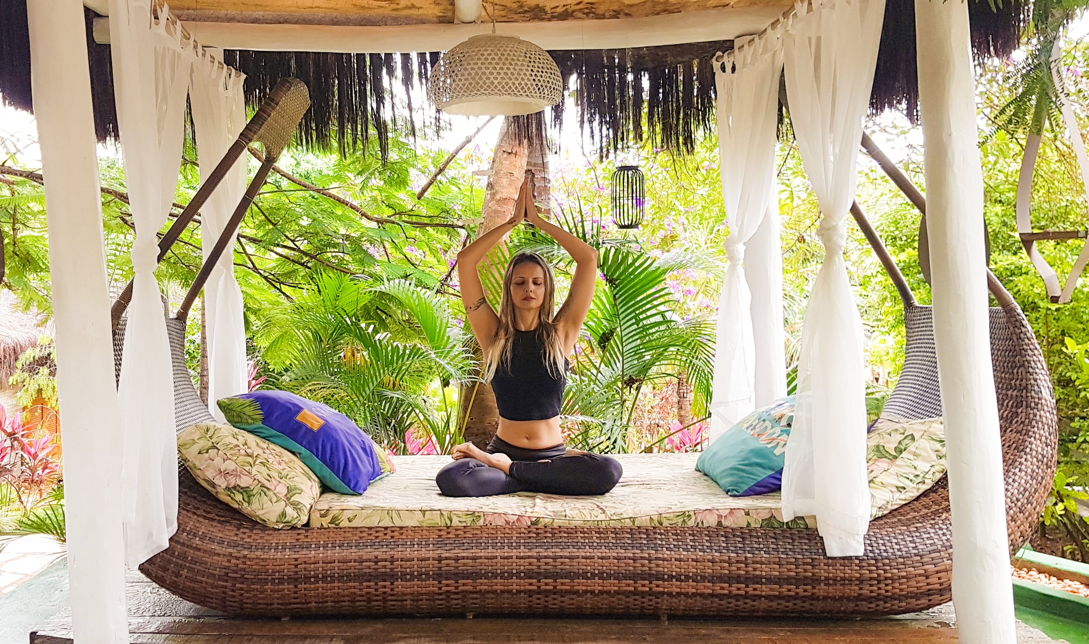 Os oito passos do yoga: alcançando a meditação