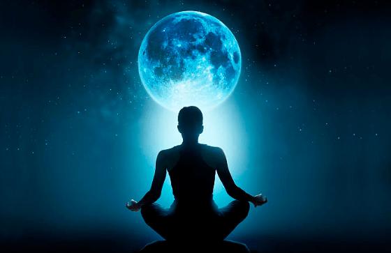 Fases da Lua Influenciam Intensidade de Exercícios e Meditação