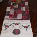 Country Christmas Table Runner Countryhart