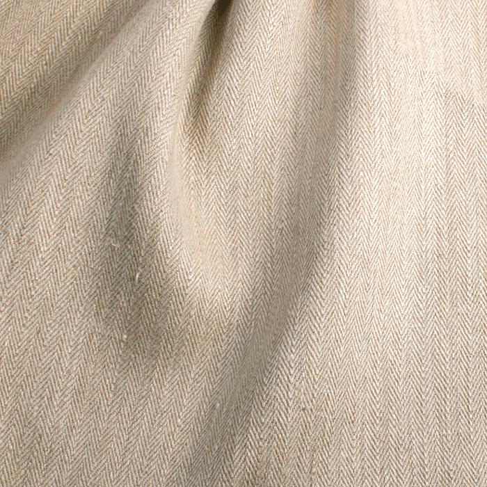 linnen stof in beige kleur