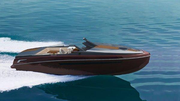 ACURY YACHTS, Luxury Sport boat 09m (30ft)