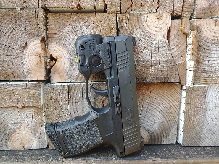 The Streamlight TLR-6: Increase lethality of compact and sub-compact handguns