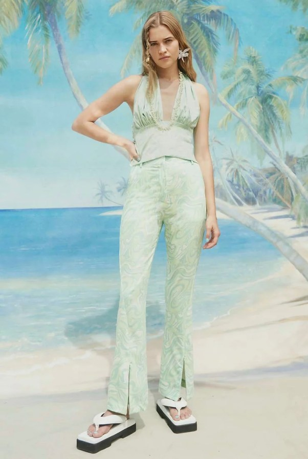 PARADISE PARTY PANT House of Sunny
