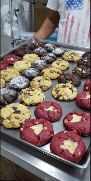American Cokkies Inaugura Loja No Sudoeste E Dá 6 Meses De Cookies Grátis