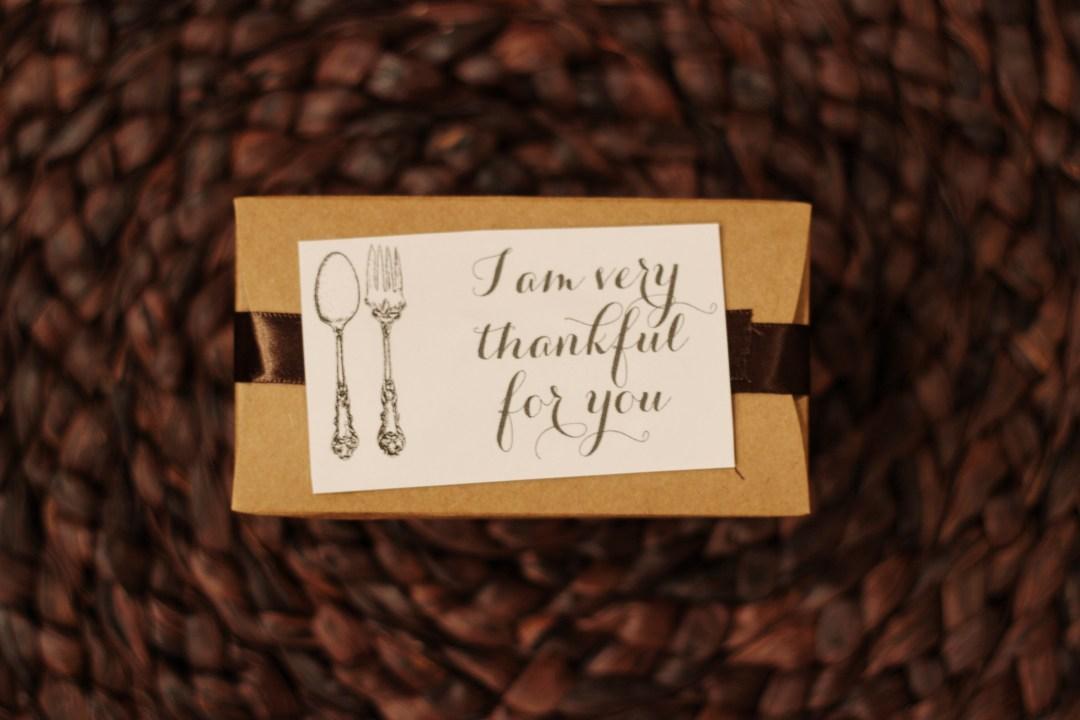 simple thanksgiving dinner -