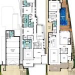 Undercroft Garage Floor Plans For 4 Cars Boyd Design Perth