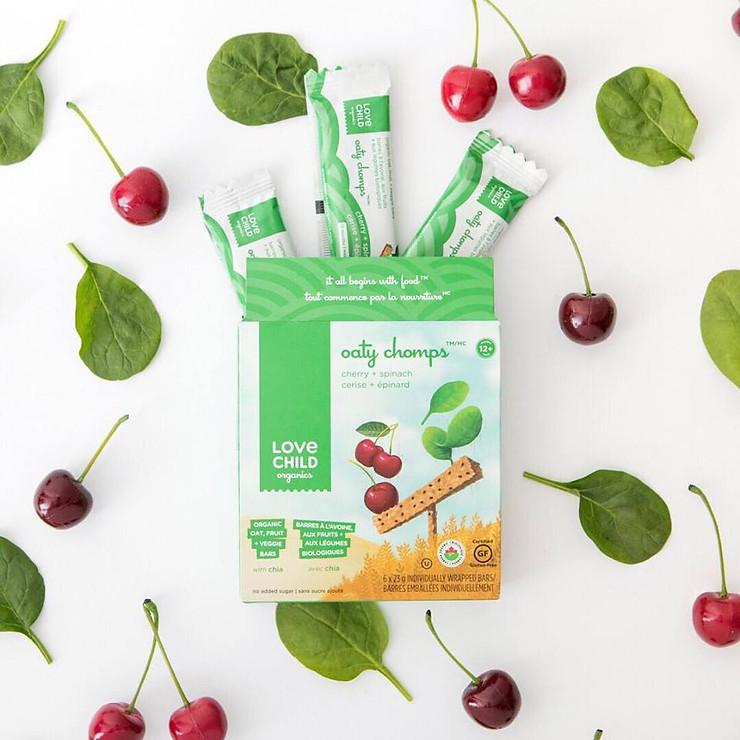 Love Child Organics - oaty chomps