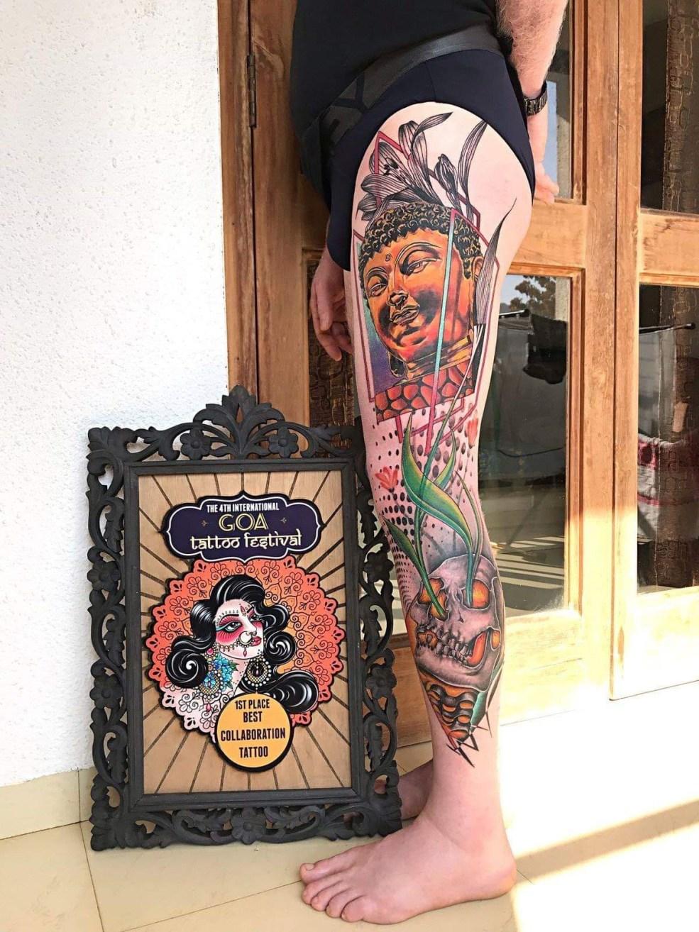 Ripz Tattoo And Piercing Studio Best Tattoo Parlour In Guwahati