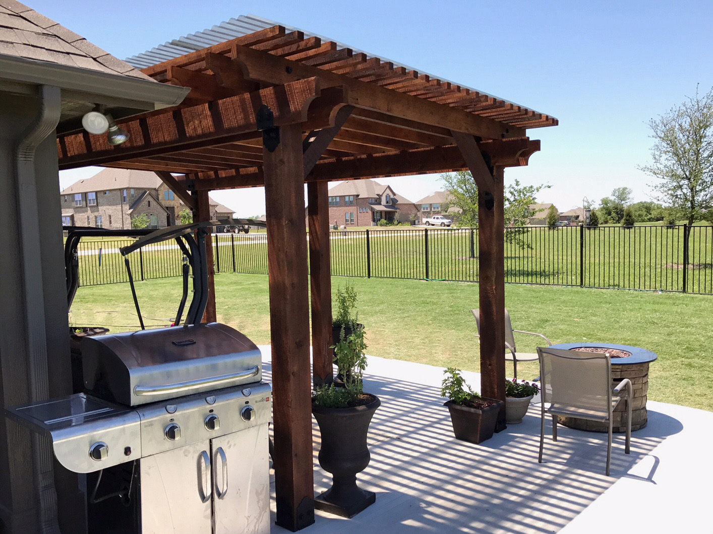 Pergolas | HHH Outdoor Living | United States on Hhh Outdoor Living  id=96585