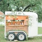 The Pour Horse San Antonio Tx Vintage Mobile Bar For Hire