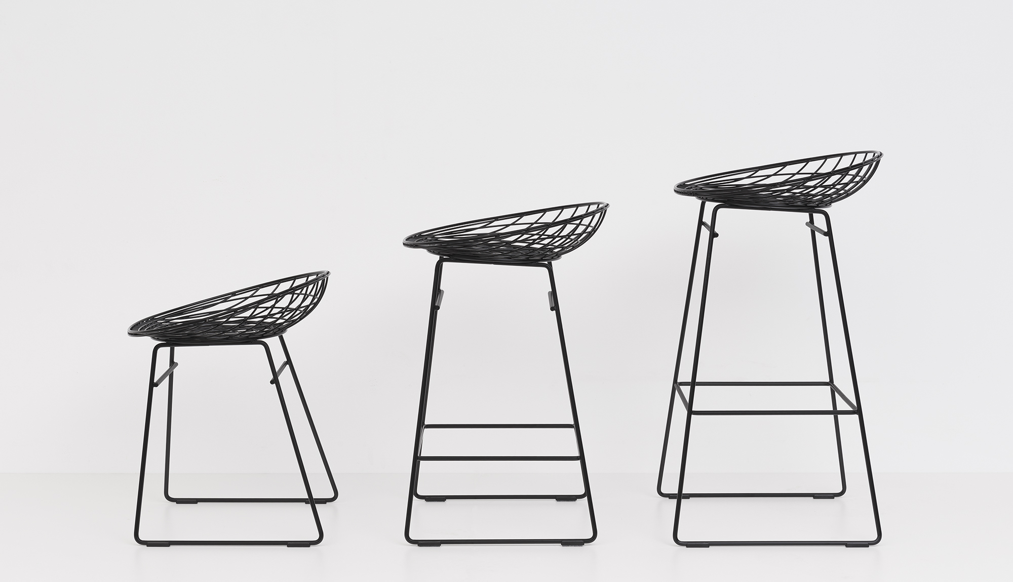 Pastoe Wire Chairs
