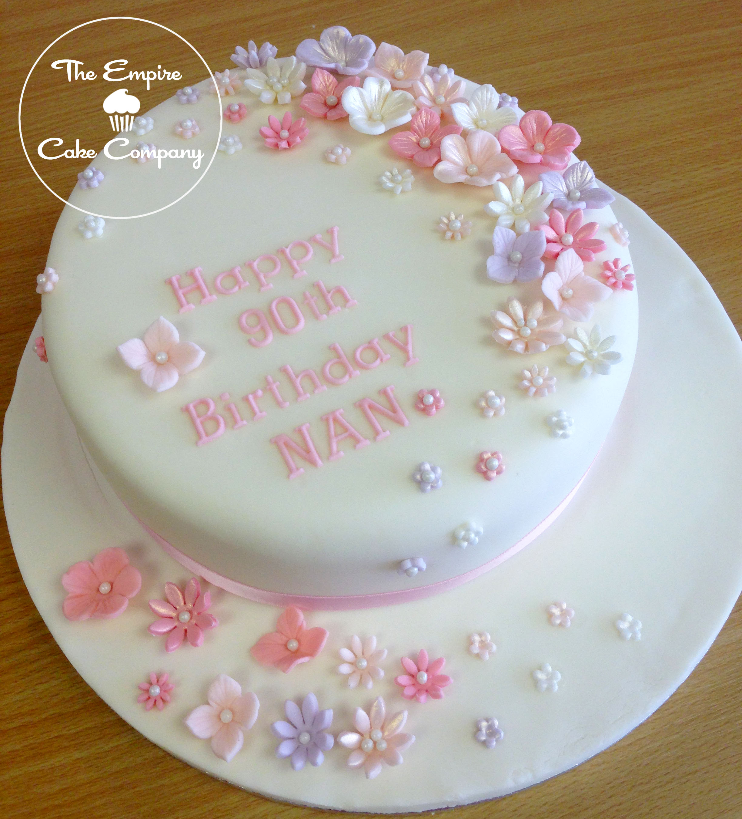90th Birthday Cake Ideas For Women