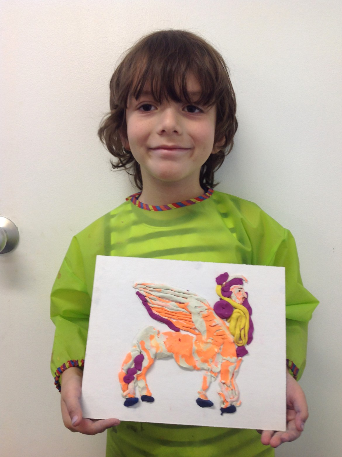 Art Classes for 4-7 year olds