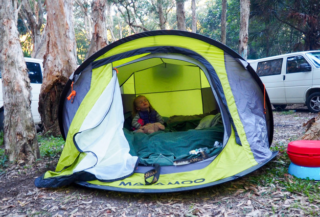 malamoo tents great for camping near sydney