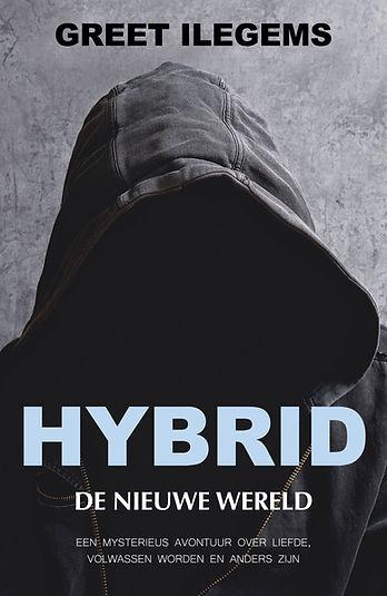 Hybrid / druk 1 Boek omslag