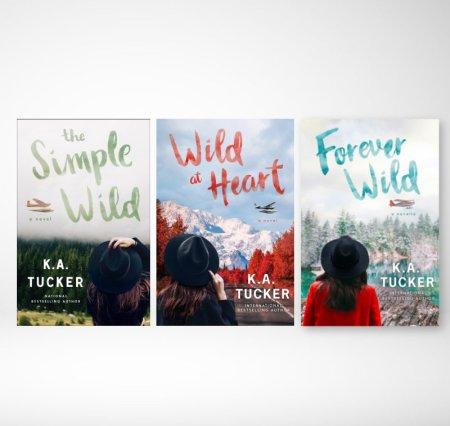 The Simple Wild bundle   K.A. Tucker