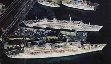 Great Ocean Liners | SS Rafaello