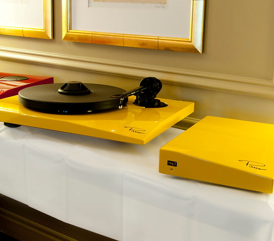Oracle Paris MkV Yellow