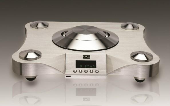 CD1000 MkIII CD Transport - digital audio component - Oracle Audio