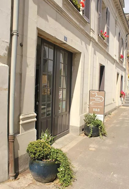 bed breakfast le chaton rouge france