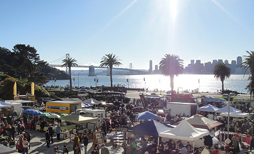 Treasure Island Flea San Francisco