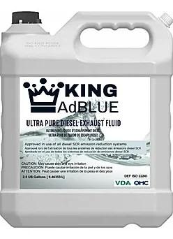 king def premium diesel exhaust fluid
