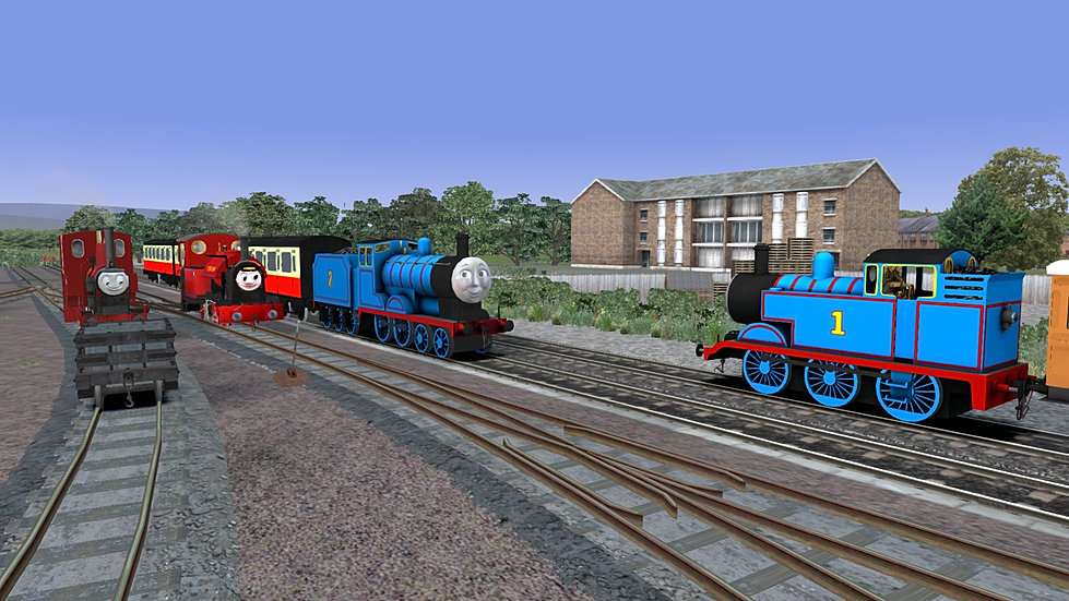 Thomas And Friends Railworks