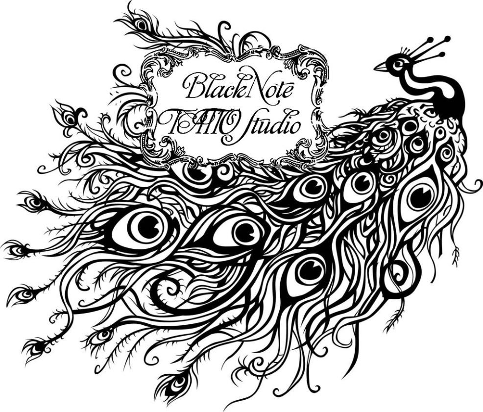 больно ли делать татустудия татуировки Blacknote Tatto Studio тату с