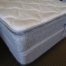 Livendale Pillowtop Mattress Box Foundation